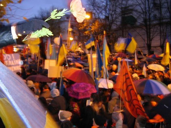 Помаранчева Революція : Фото!